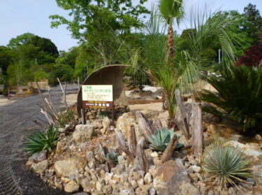 三重県鈴鹿市に庭園の体験展示場「Green&Smileさんぽ道」がオープン