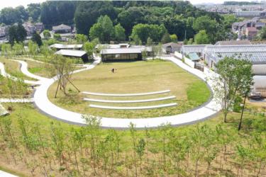 町田薬師池公園四季彩の杜 西園ウェルカムゲート、2020年度日本造園学会賞を受賞